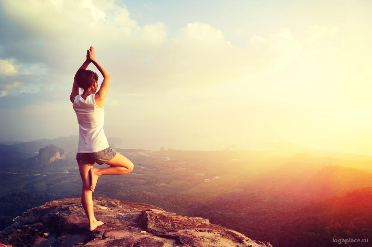 Современные тренды в мире йоги
